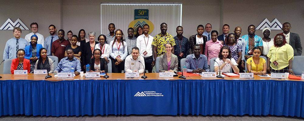 MAG Hosts Young African Leaders