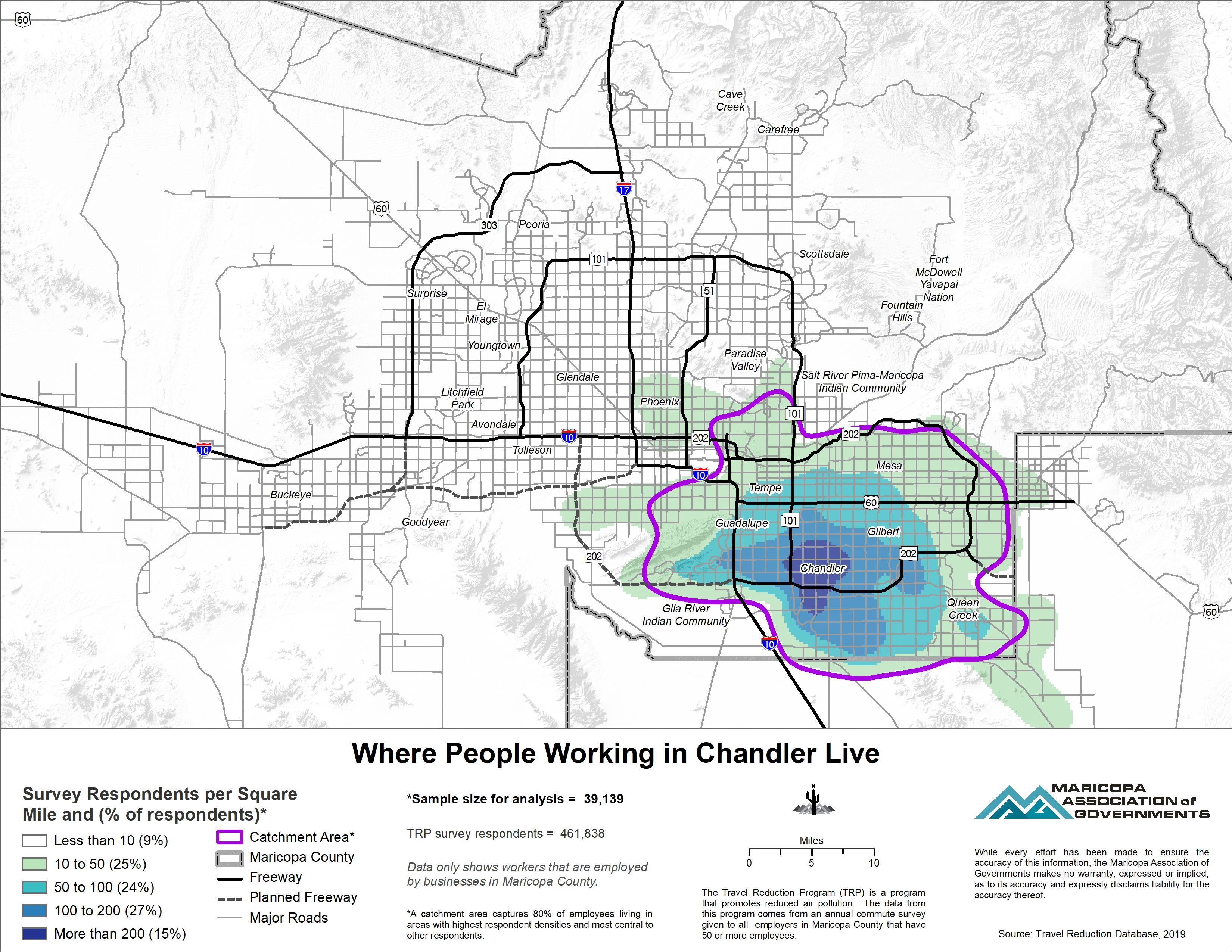Gcc Az Campus Map.Live Work Patterns And Job Centers