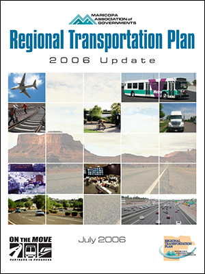 View the 2006 Regional Transportation Plan