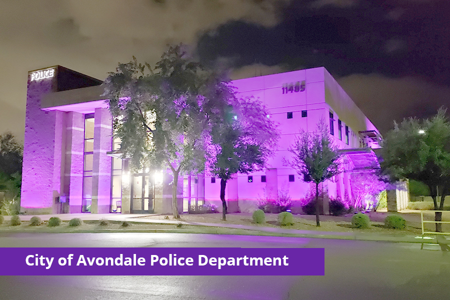 Avondale Domestic Violence Awareness Month