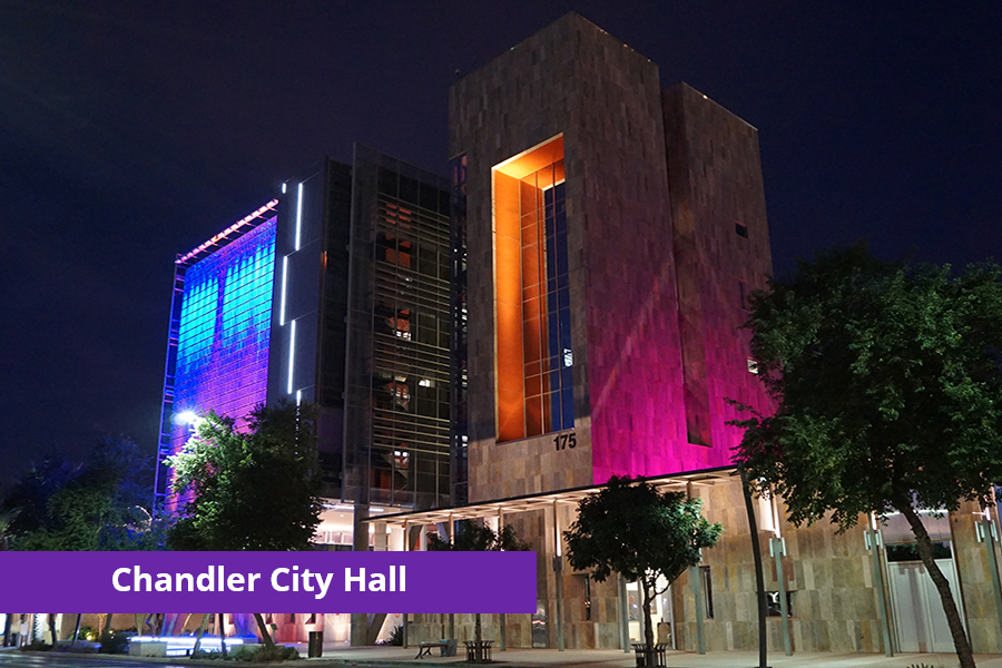 Chandler Domestic Violence Awareness Month