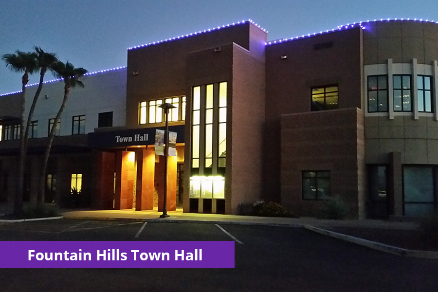 Fountain Hills Domestic Violence Awareness Month