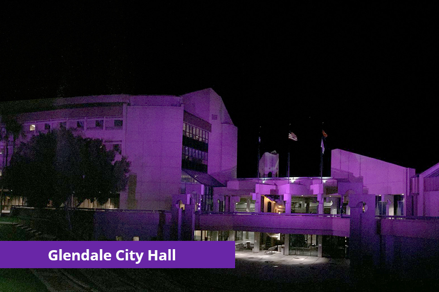 Glendale Domestic Violence Awareness Month