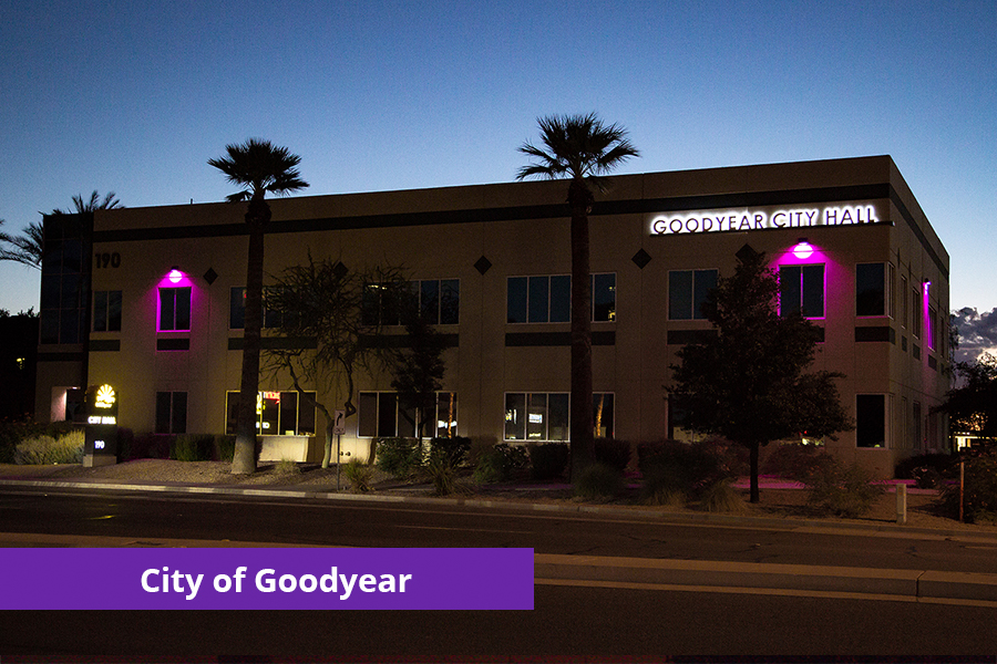 Goodyear Domestic Violence Awareness Month