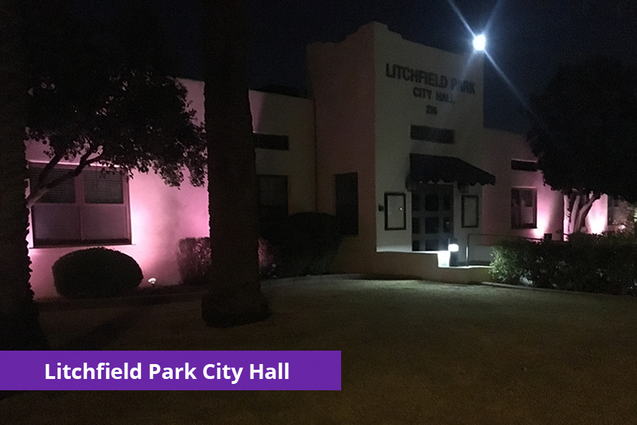 Litchfield Park Domestic Violence Awareness Month