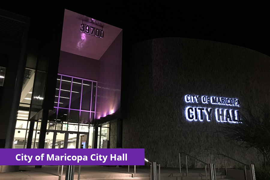 City of Maricopa Domestic Violence Awareness Month