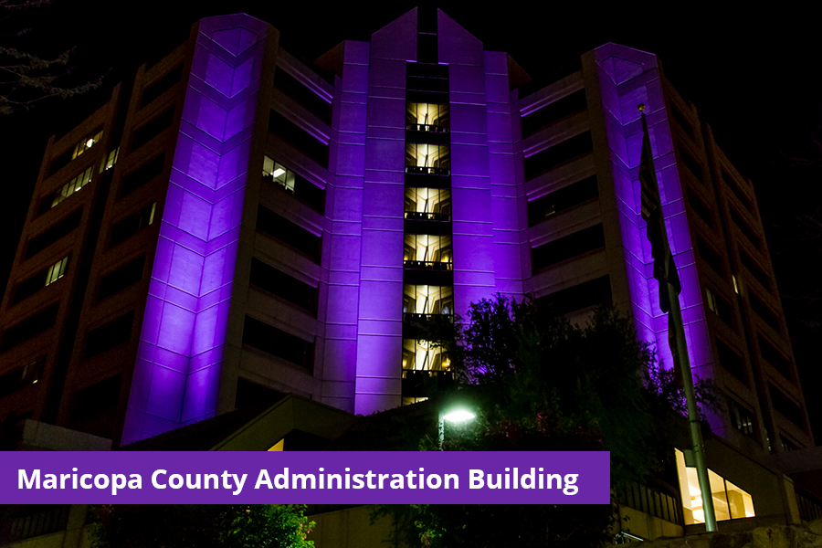 Maricopa County Domestic Violence Awareness Month