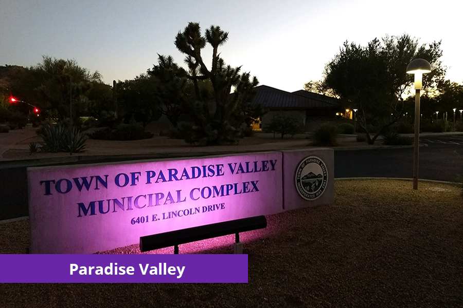 Paradise Valley Domestic Violence Awareness Month