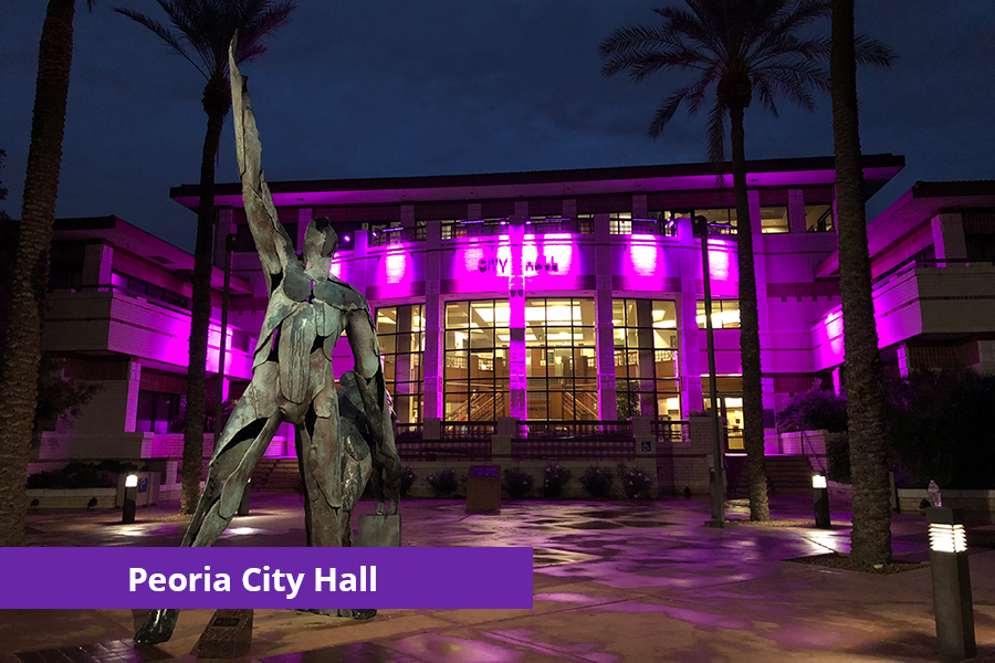 Peoria Domestic Violence Awareness Month
