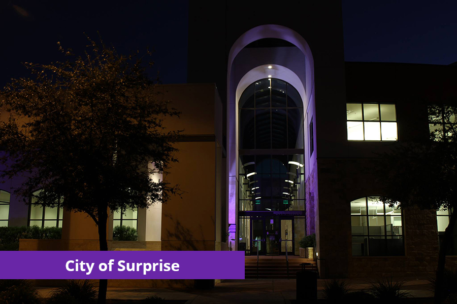 City of Surprise Domestic Violence Awareness Month