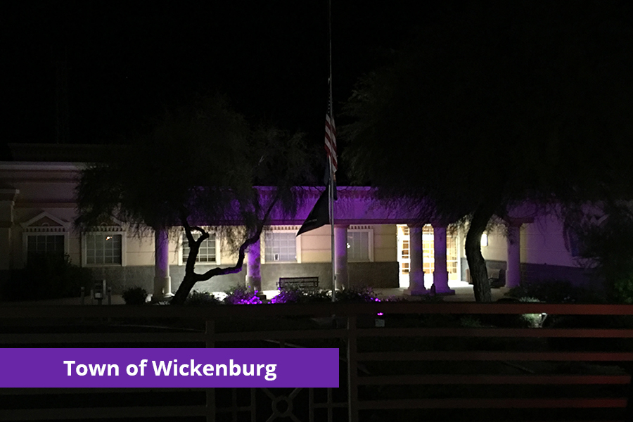 Wickenburg Domestic Violence Awareness Month