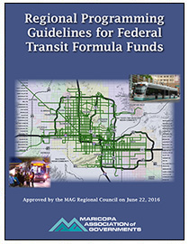 Regional Programming Guidelines for Federal Transit Formula Funds