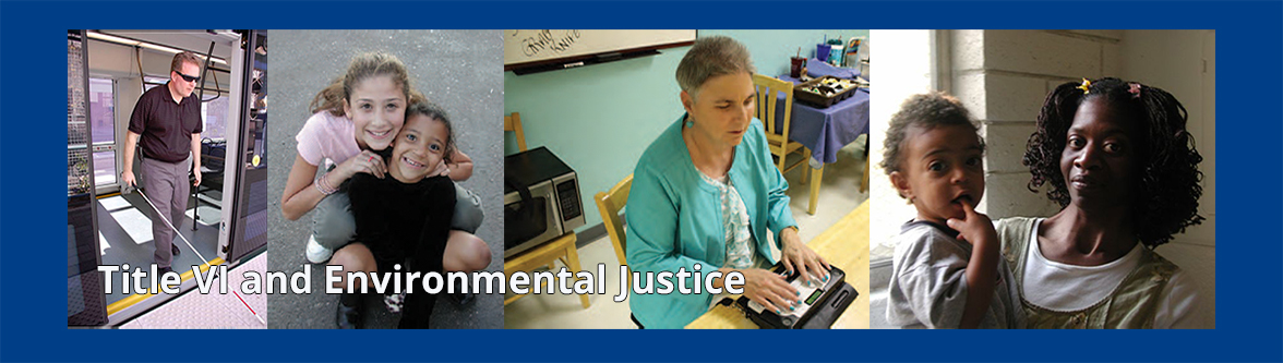 MAG Title VI and Environmental Justice
