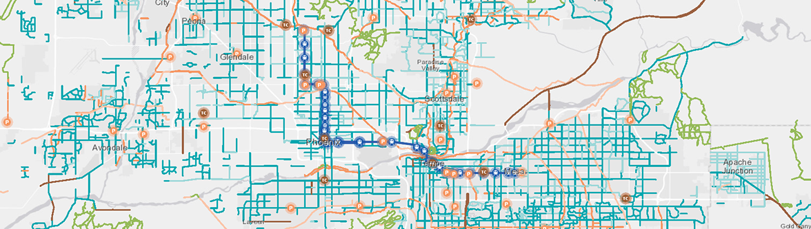 Bike-Map-Maricopa-Region
