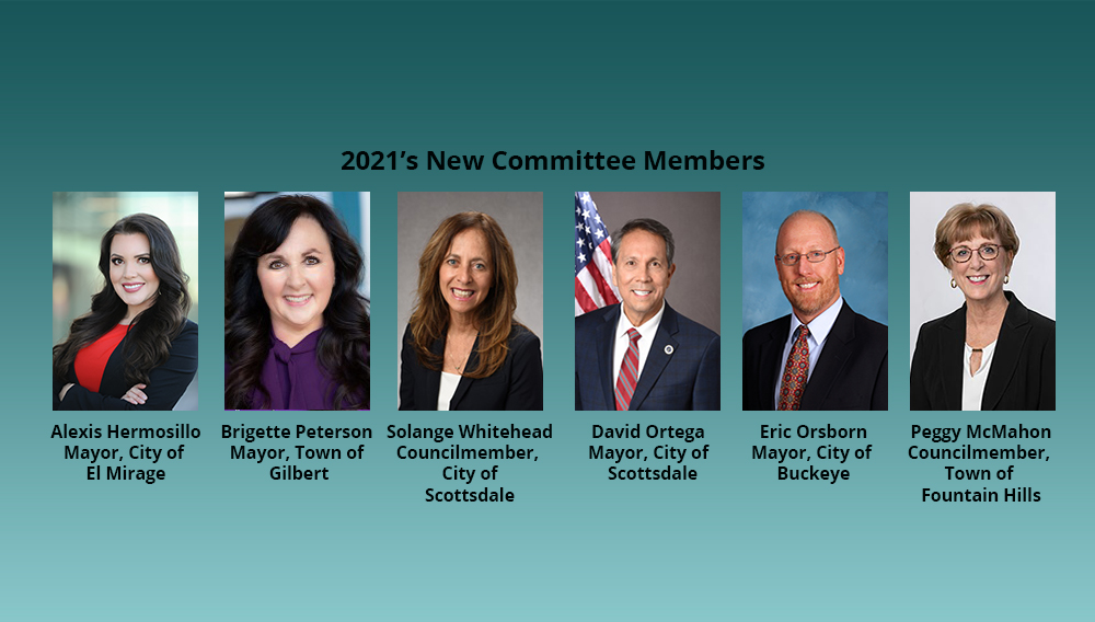 MAG Welcomes New Committee Members