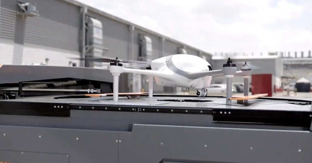 The Next Autonomous Vehicle May Be a Drone