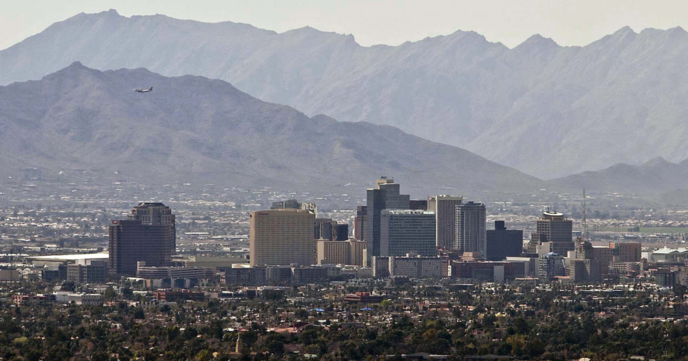 Three Years in a Row:  Maricopa County Fastest Growing in Nation