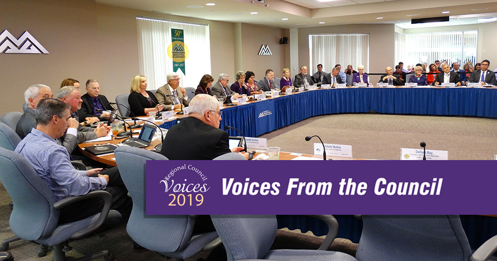 Voices From the Council, May 2019