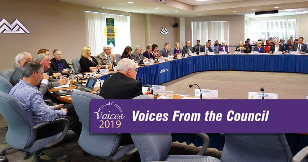 Voices from the Council, November 2019