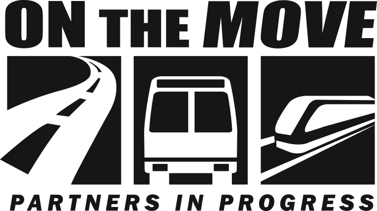 On the Move Partners in Progress logo