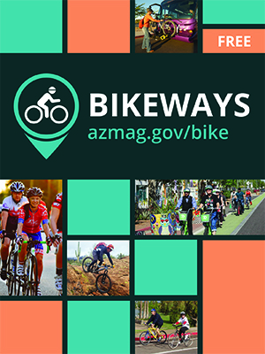 View the 2019 Bikeways Map