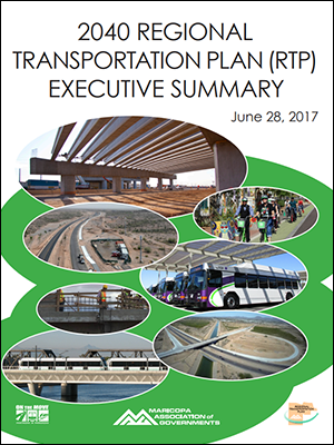 View the 2040 Regional Transportation Plan Executive Summary