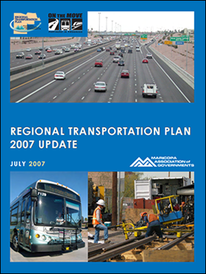 View the 2007 Regional Transportation Plan Update