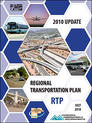 View the 2010 Regional Transportation Plan Update