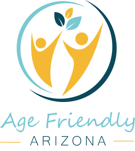 Age Friendly Arizona logo