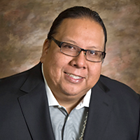 Gila River Indian Community Governor Stephen Roe Lewis